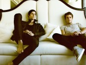 ElectroPop Duo 3OH!3 photograph by Pamela