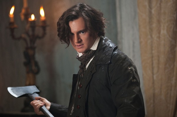 "Benjamin Walker plays the title character from the enigmatic ""Abraham Lincoln: Vampire Hunter"""
