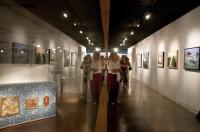 2 Story Art Gallery