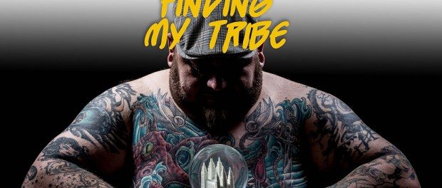 """""""Finding My Tribe"""" poster"""