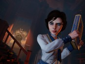 "Elizabeth from Take-Two Interactive's ""BioShock Infinite"""