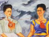 """""""Dos Fridas"""" by Frida Kahlo"""