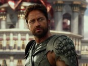"Gerard Butler as Set in ""Gods of Egypt"""
