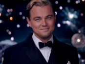 Still from The Great Gatsby featuring Leonardo DiCaprio
