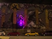 Fear Factory mural