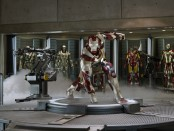 """Iron Man 3"" movie still"