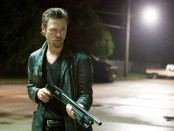 "Brad Pitt in a scene from ""Killing Them Softly"""