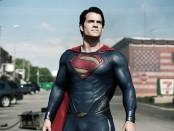 "Henry Cavill as Superman in ""Man of Steel"""