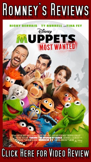 Romney's Reviews: 'Muppets Most Wanted'