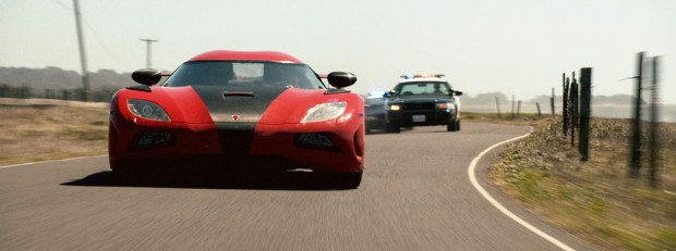 Need For Speed Is Based The Popular Racing Game Franchise Of Same Name