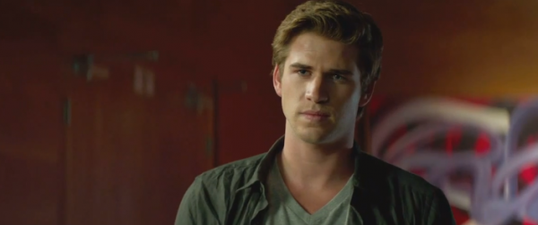 Still from Paranoia featuring Liam Hemsworth