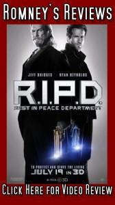Romney's Reviews: 'R.I.P.D.'