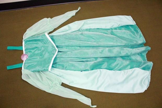 Ariel dress by Sara Thompson
