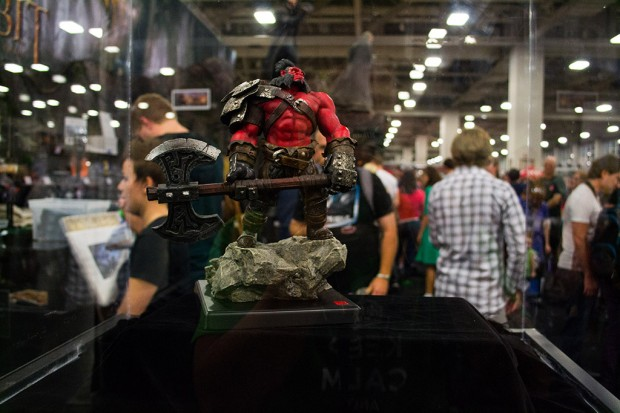 Display of Axe from DOTA2