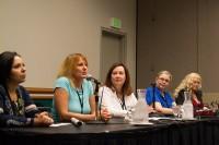 Utah Women in Film panel at Salt Lake Comic Con