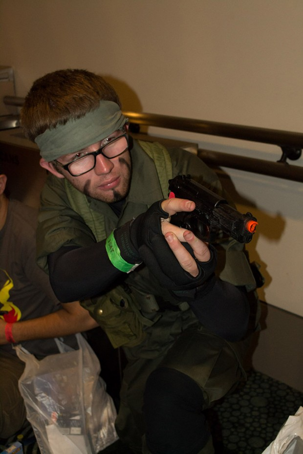 Dylan Bone as Snake