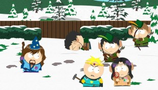 Battle from 'South Park: The Stick of Truth'