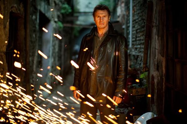 "Bryan Mills (Liam Neeson) from ""Taken 2"""