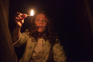 Still from 'The Conjuring' featuring Lili Taylor