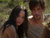 "Ellen Page, left, and Alexander Skarsgård in a scene from ""The East"""