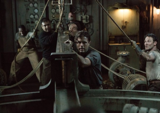 """Casey Affleck in a scene from """"The Finest Hours"""""""