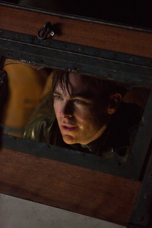 """Chris Pine in a scene from """"The Finest Hours"""""""