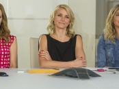 From left to right: Leslie Mann, Cameron Diaz and Kate Upton