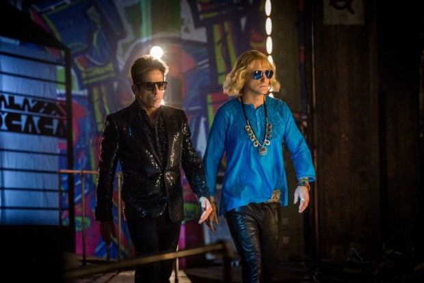 "Ben Stiller and Owen Wilson in ""Zoolander 2"""