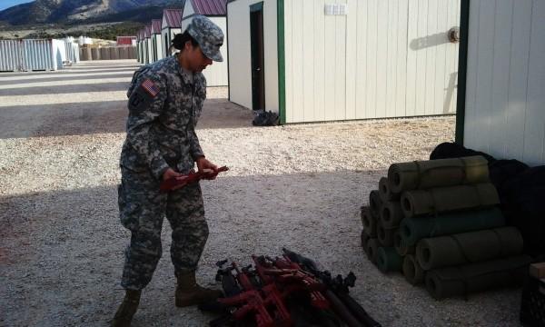 Cadet Williams