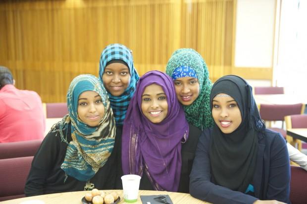 Utah African high school students