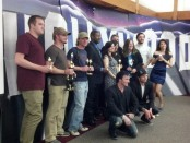 SLCCSA Film Festival award winners were recognized at an Oak Room Gala on April 25.