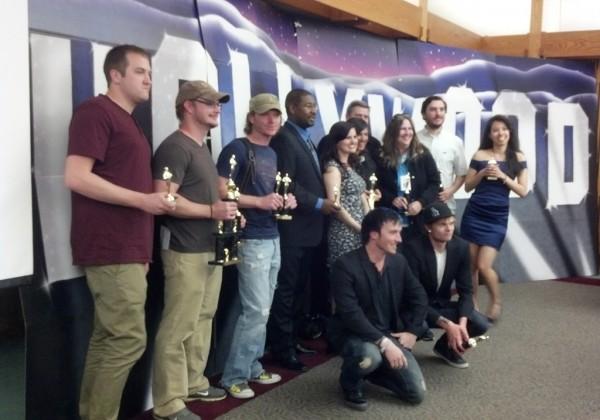 SLCCSA student film award winners