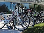 Student bikes