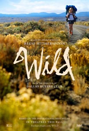 """""""Wild"""" movie poster"""