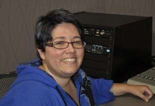 Nicole Darner, President of Club Resonance