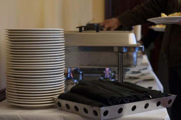 The food services provided at the Utah State Capitol is being done in large by the Culinary Arts students.