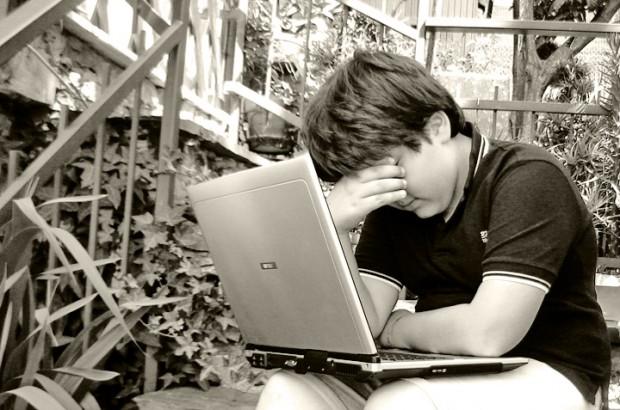 Cyberbullying victim