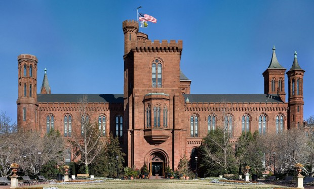 The Smithsonian Institute in Washington