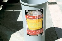 Food Pantry donation bin