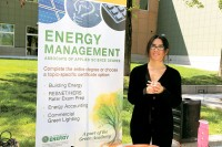 Energy Management program display
