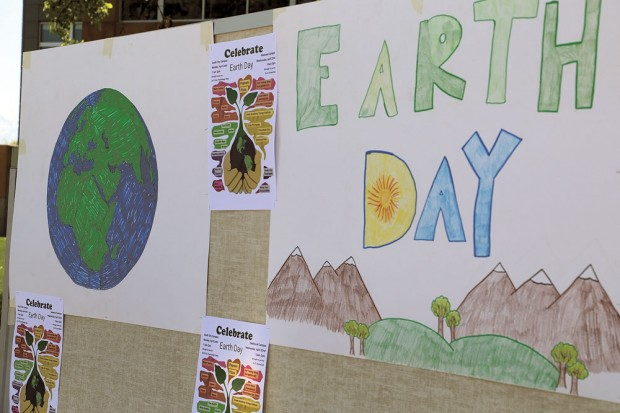 Earth Day artwork