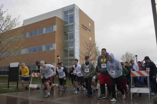 The SLCC Earth Day 5K Fun Run/Walk