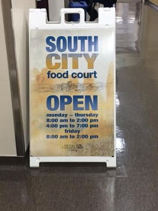 South City food court
