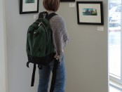 Jonathan Stowers art exhibit