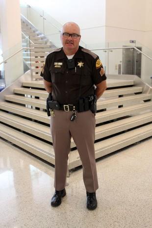 Utah High Patrol Lt. Phil Waters