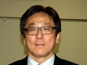 Photo of Professor Makoto Nakai