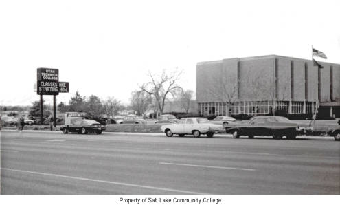 Nelson Building circa early 1970s