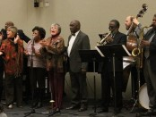 Remember MLK event singers and musicians
