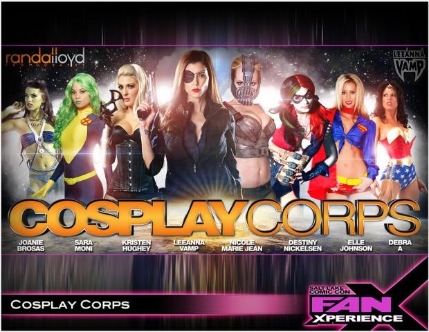 FanX poster design