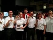 SkillsUSA medalists from SLCC
